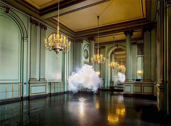 Artist Berndnaut Smilde Creates Amazing Indoor Clouds