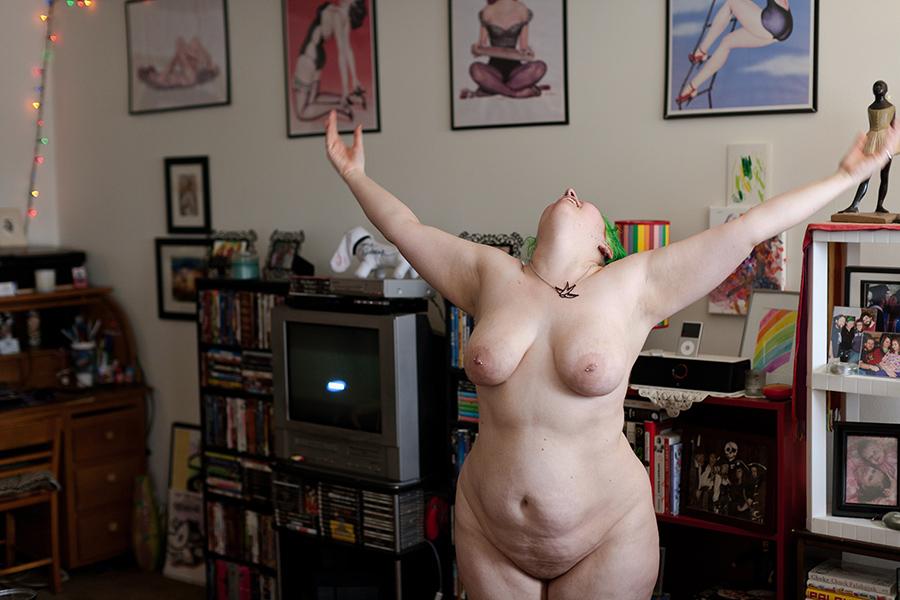фото обычные женщины голые