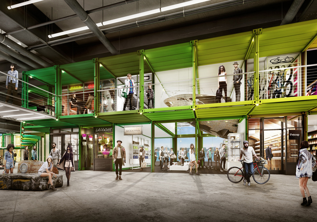 massive superpier shipping container complex coming to nyc | cbk