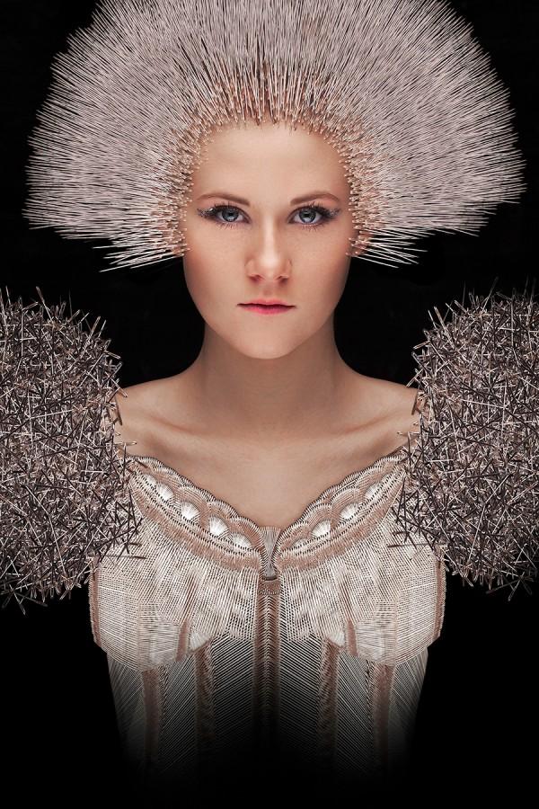 Mithril ©Jenna Martin Surreal Fashion