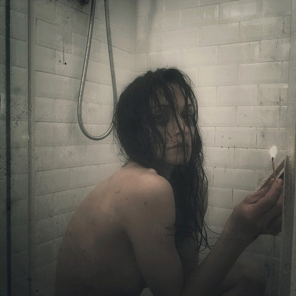 You know that I won t give up, I'll keep lighting matches in the shower ©Daniela Ubide