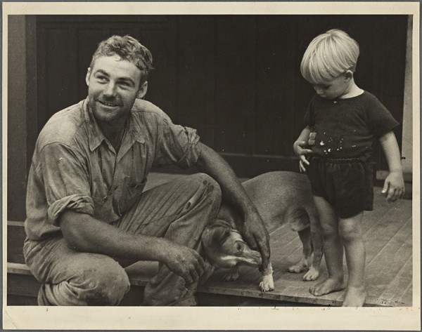 Arthur Rothstein - Young farmer who has been resettled, Penderlea, North Carolina – 1935 http://digitalcollections.nypl.org/items/825ee1f0-2289-0132-3f98-58d385a7bbd0