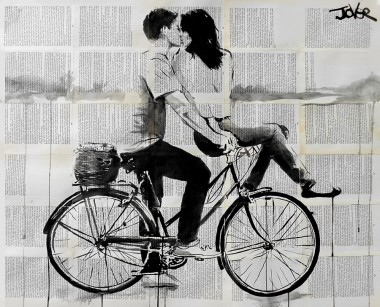 love ride © Loui Jover